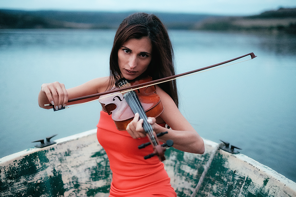 Music in the open water