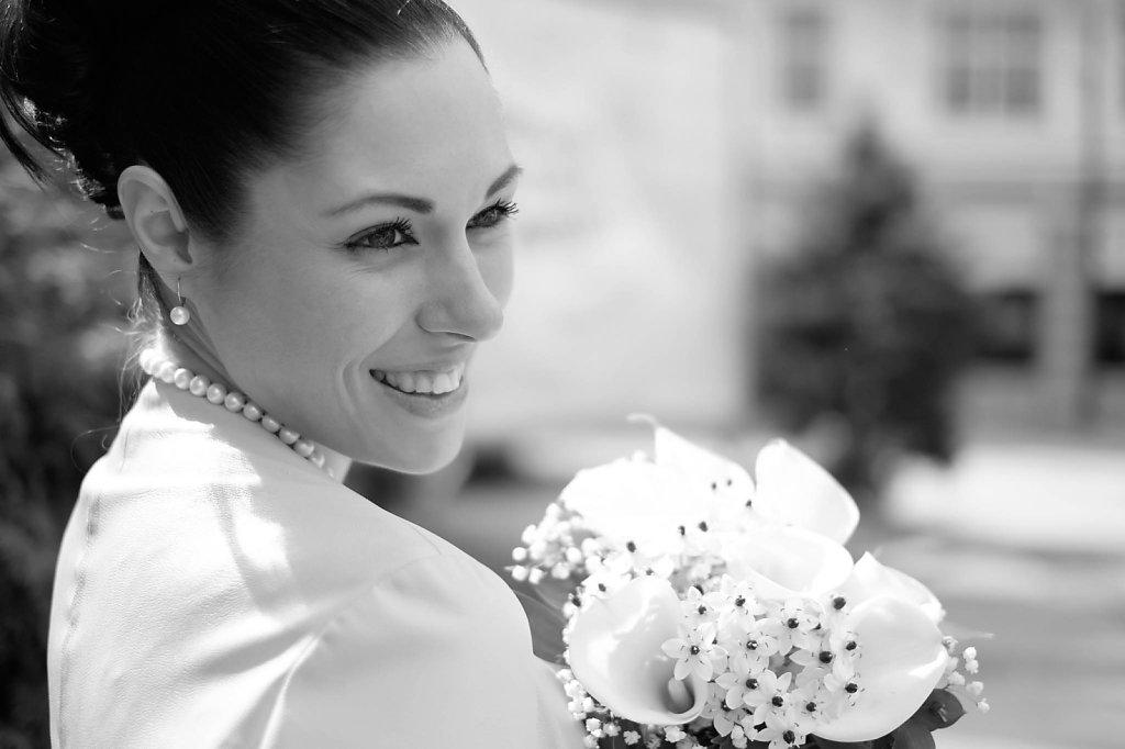 Flowersand smile